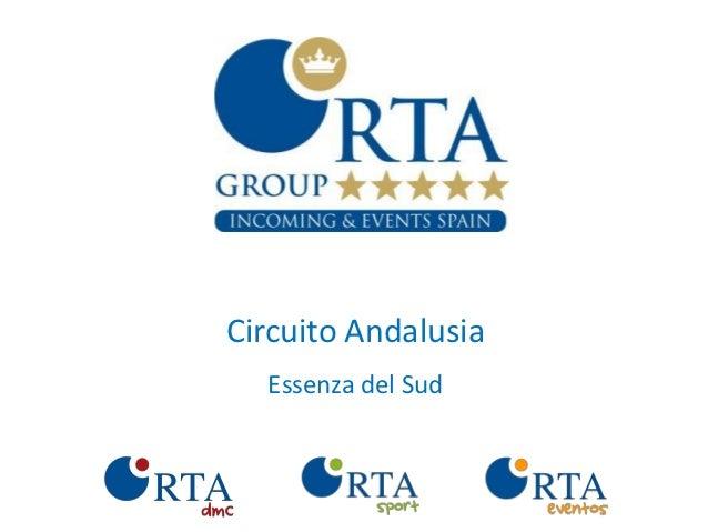 Circuito Andalusia italiano