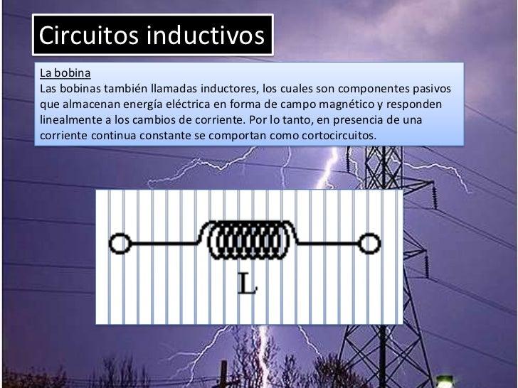 Circuito Y : Circuito capacitivo y inductivo