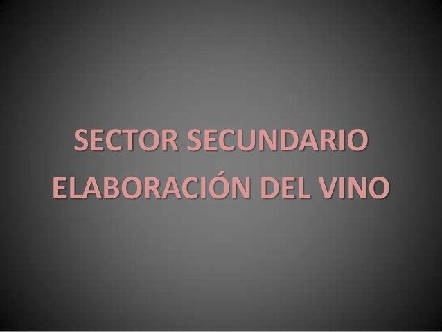 Circuito Productivo Del Vino : Circuito productivo del vino