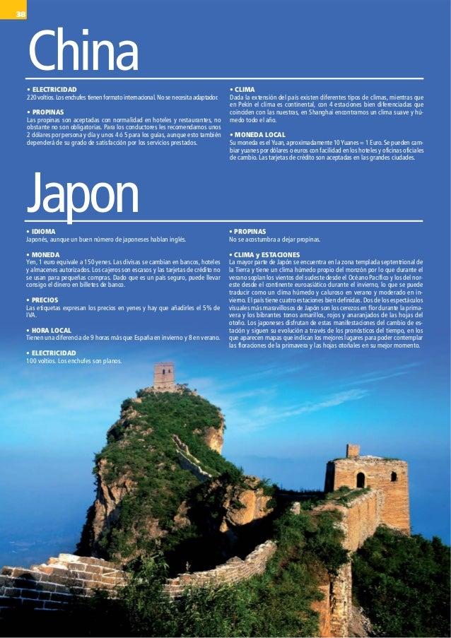 Circuitos China y Japón | Mapaplus 2014 - 2015