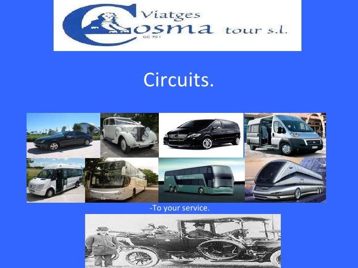 Circuits 2011 in English