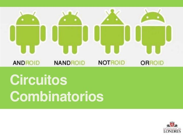 Circuitos Combinatorios