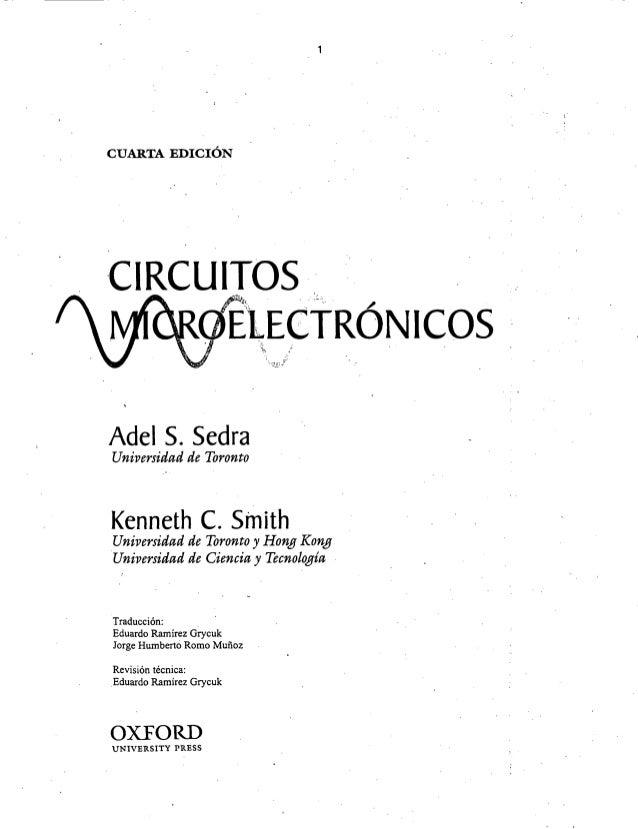 Circuitos Microelectrónicos - Sedra & Smith