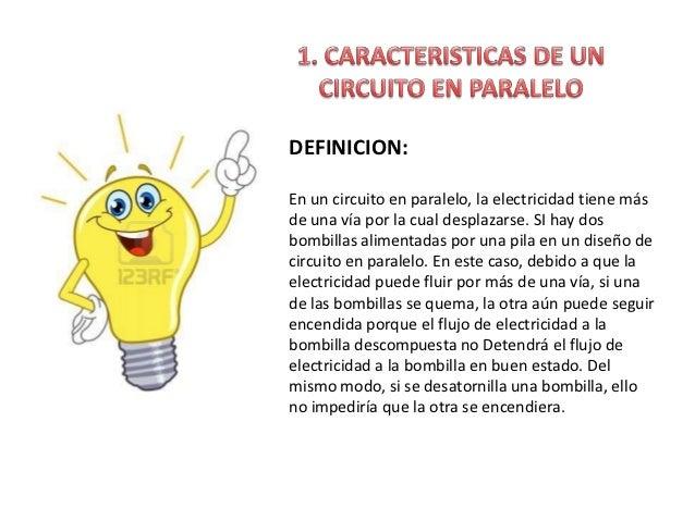 Circuito Paralelo Y En Serie : Circuitos serie