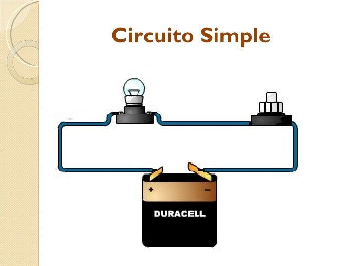 Circuito Simples : Circuitos simples y complejos