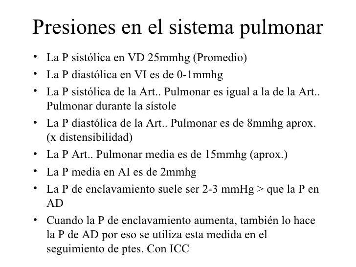 Circulacion pulmonar y vq - Medias para la circulacion ...