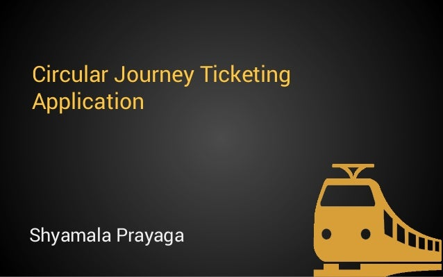 Ticketing Application