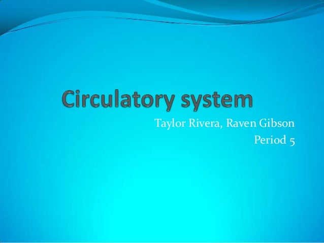 Taylor Rivera, Raven Gibson Period 5