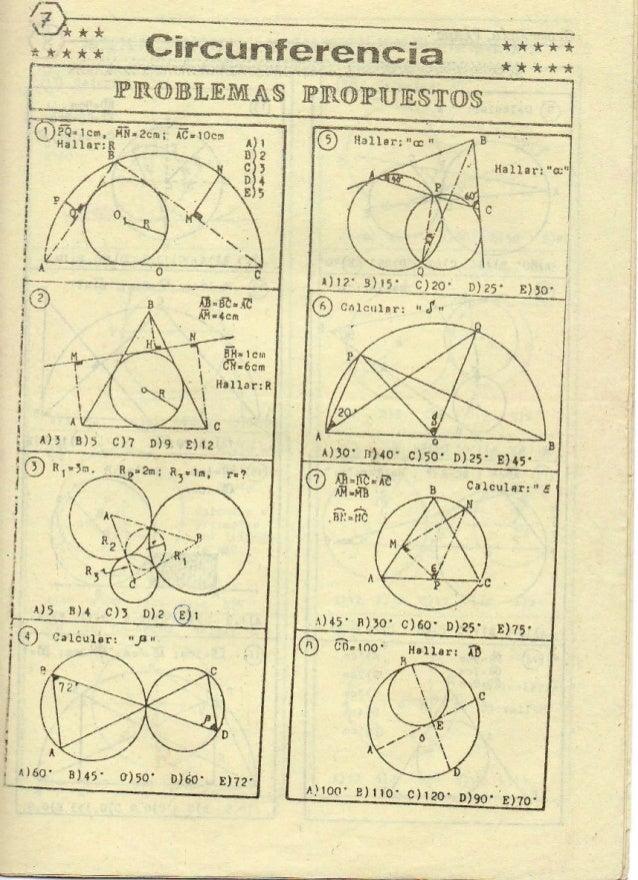 Circunferencia basico