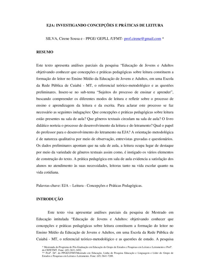 Cirene Sousa E Silva