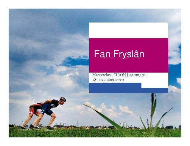 1 Fan Fryslân
