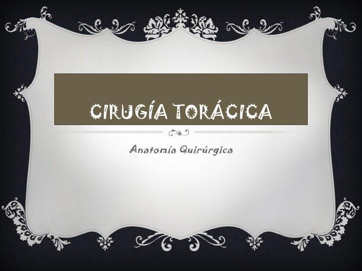 Cirug+¡a tor+ícica compatible con power 97 03