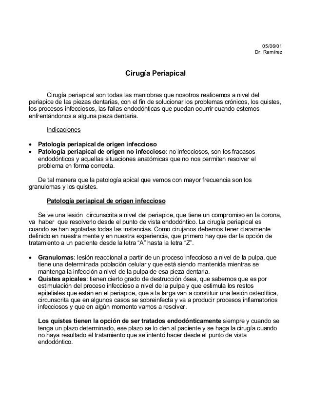 05/06/01                                                                                        Dr. Ramírez               ...