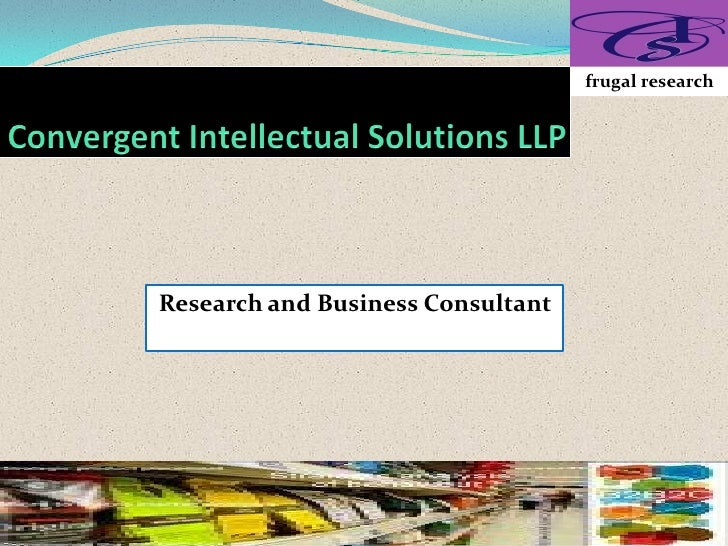 frugal research     Research and Business Consultant