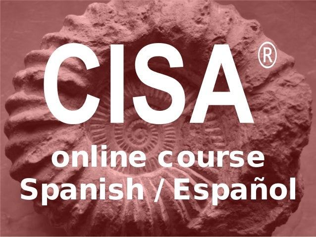 ® online course Spanish / Español