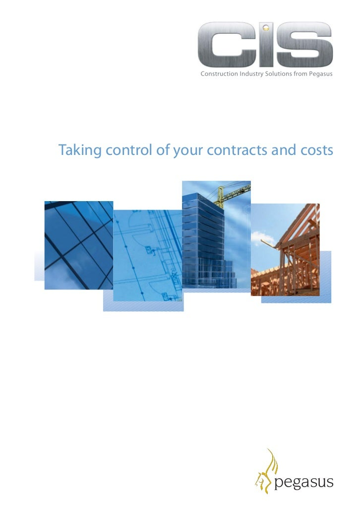 Taking control of your contracts and costs