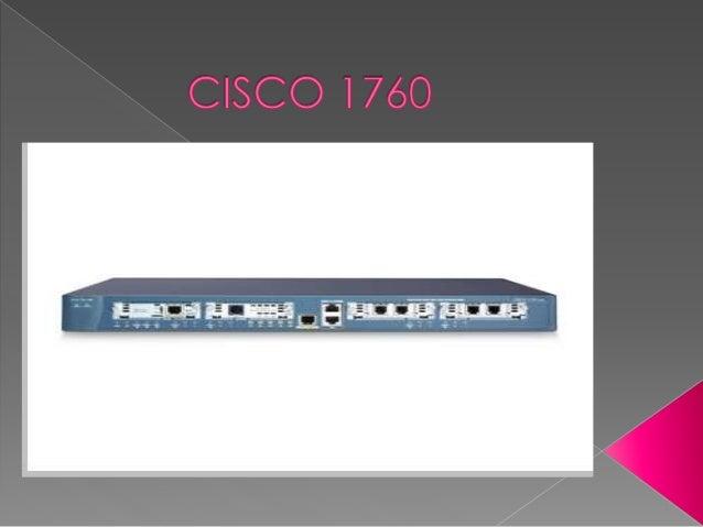 General Tipo de dispositivo Encaminador Factor de forma Montable en bastidor - modular - 1U Cantidad de módulos instalados...