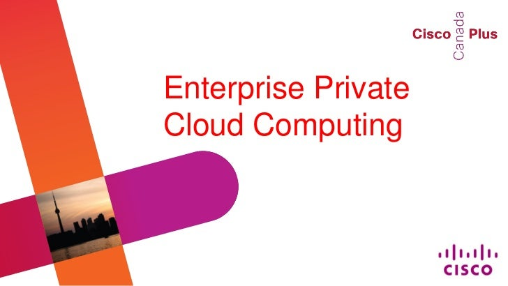 Enterprise PrivateCloud Computing