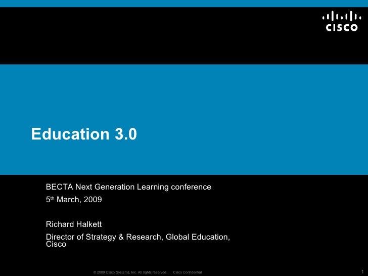 Cisco Global Education