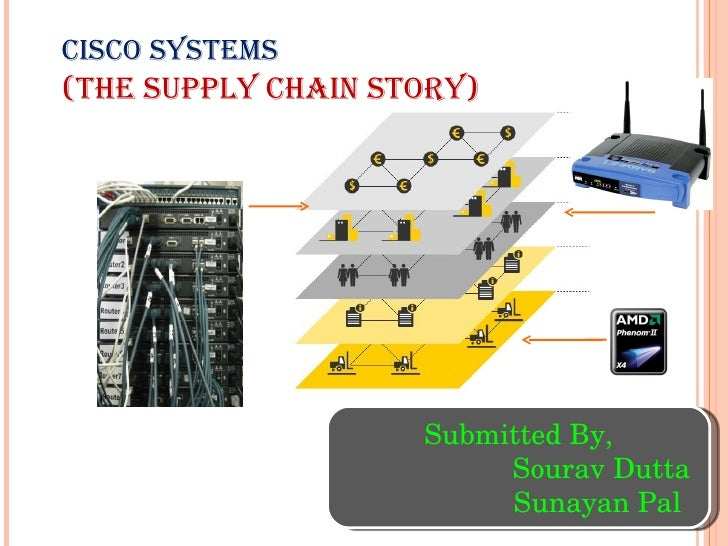 Cisco Systems The Supply Chain Story