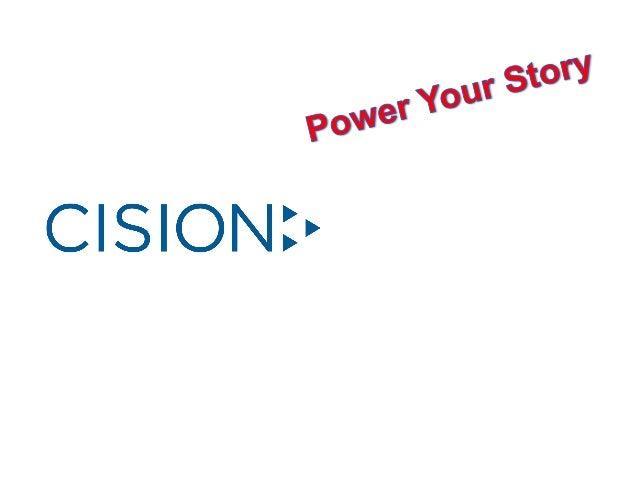 Cision om content marketing - Communicare 29 maj 2013