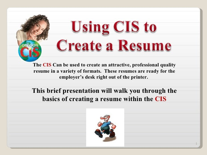 Photodetectors and cis and resume