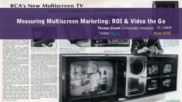 Measuring Multiscreen Marketing