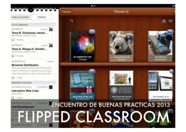 Flipped Classroom o cómo invertir el aula