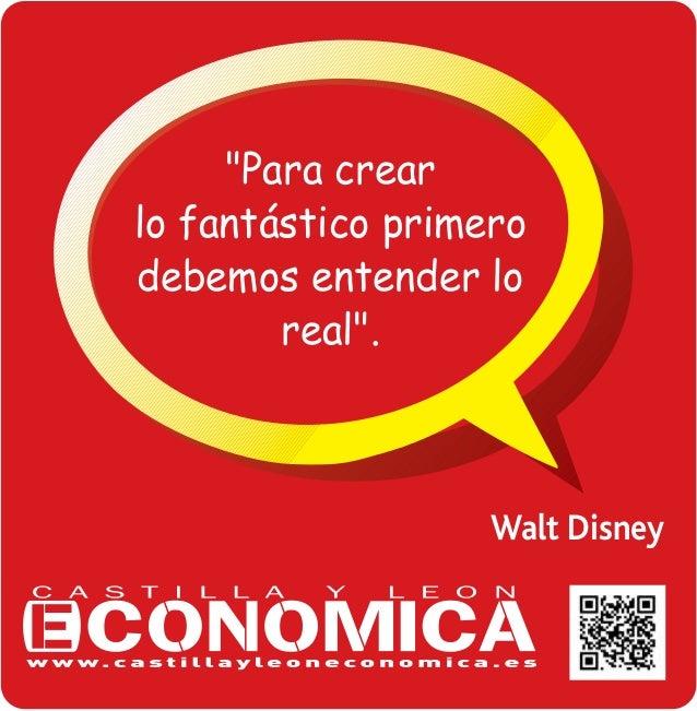 """Walt Disney """"Para crear lo fant‡stico primero debemos entender lo real""""."""