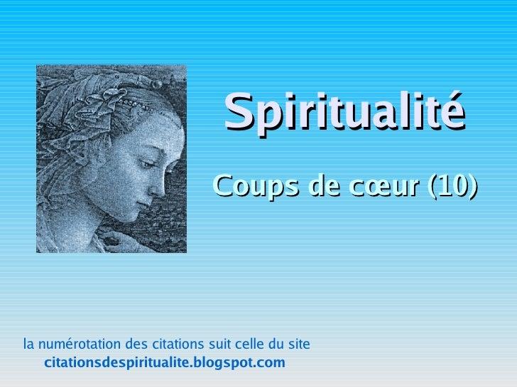 Site de rencontre spiritualite