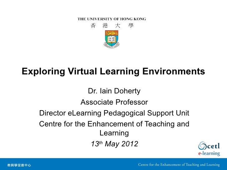 E-Learning in a Changing Landscape of Emerging Technologies and Pedagogies