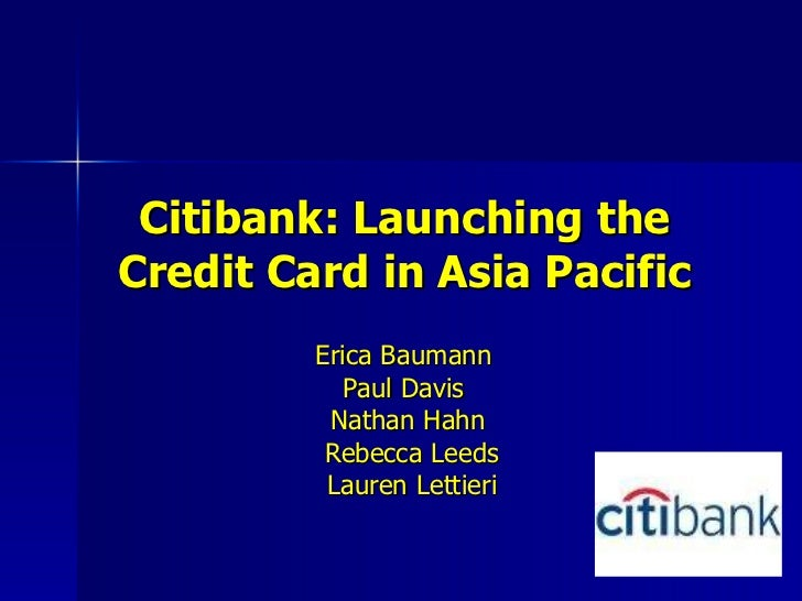 Citibank group7