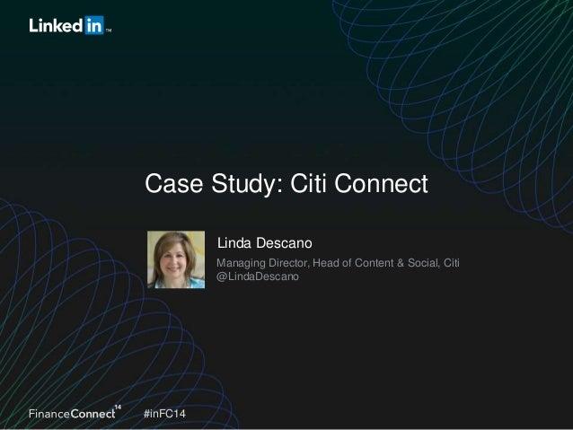 Citi Case Study