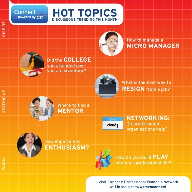 ON FIRE  HOT TOPICS  DISCUSSIONS Trending this Month  How to manage a  Micro Manager  Heating up  Did the college you atte...