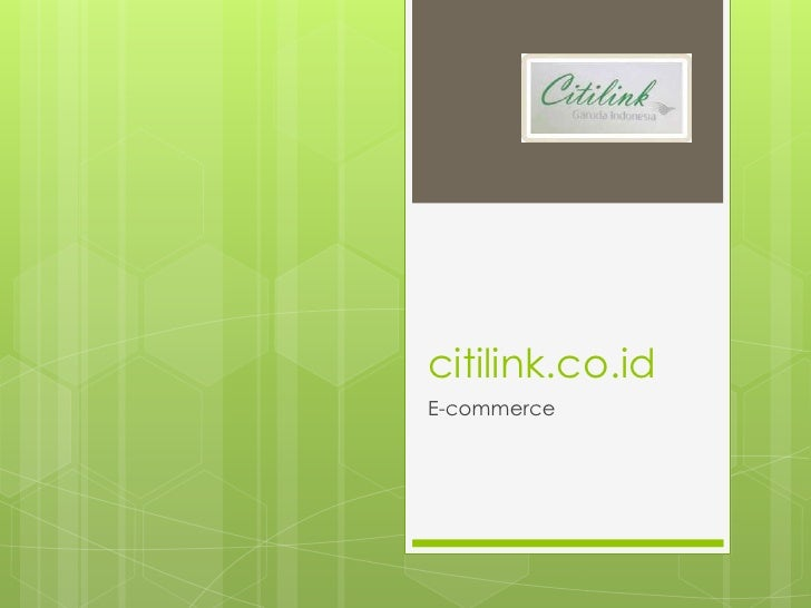 citilink.co.idE-commerce