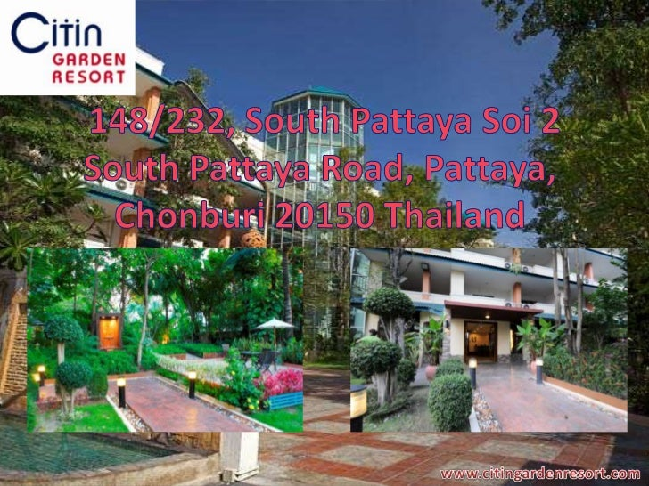 Citin Garden Resort Pattaya