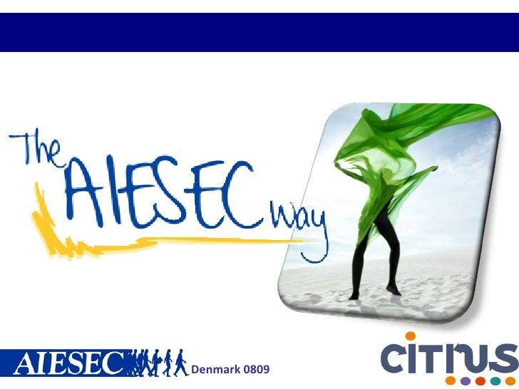 Citius   Aiesec Way V.2