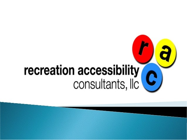  What is the ADA? Why audit the facilities? What is your role as a resident?