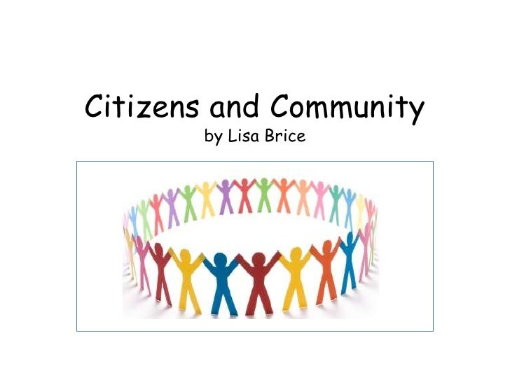 Citizens and Communityby Lisa Brice<br />