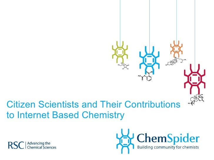 Citizen Scientists and Their Contributions to Internet Based Chemistry