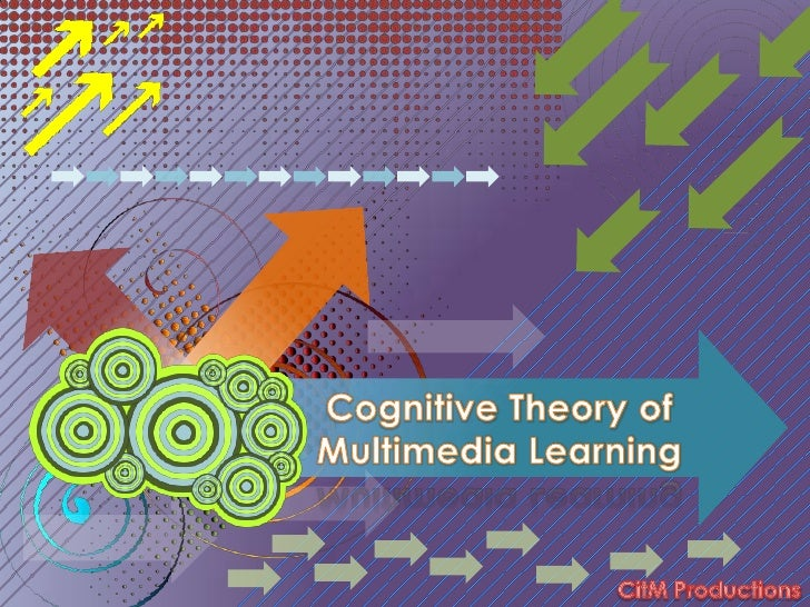 Cognitive Theory of Multimedia Learning<br />CitM Productions<br />