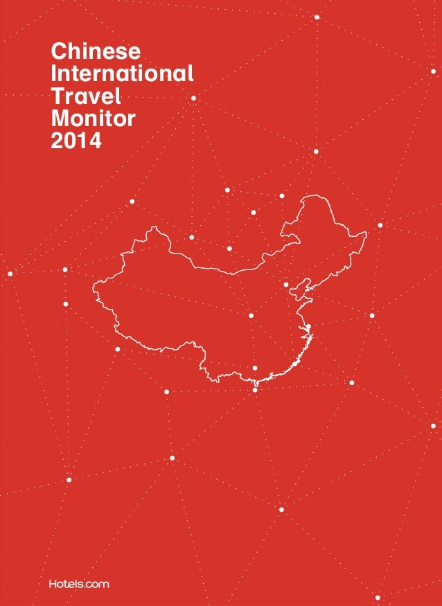 1 Chinese International Travel Monitor 2014