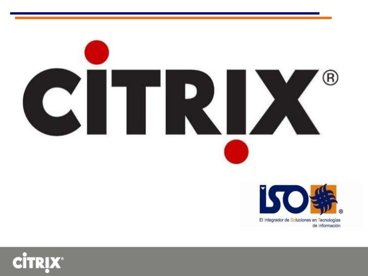 Citrix demo