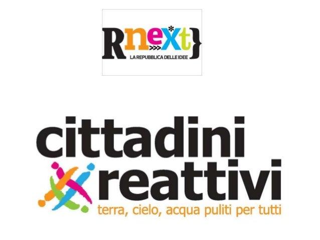 Cittadini reattivi a Repubblica Next #rnext14