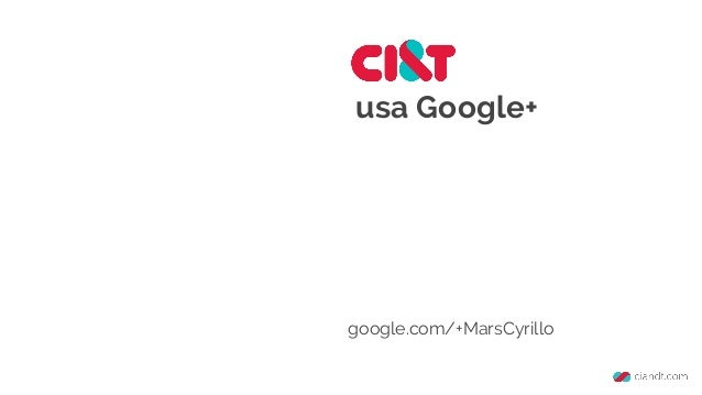 usa Google+ google.com/+MarsCyrillo