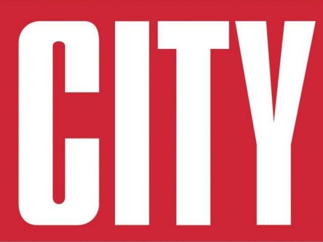 City   brändää itsesi ja menesty
