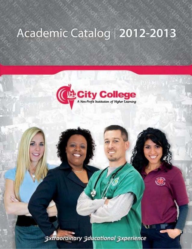 City College Academic Catalog