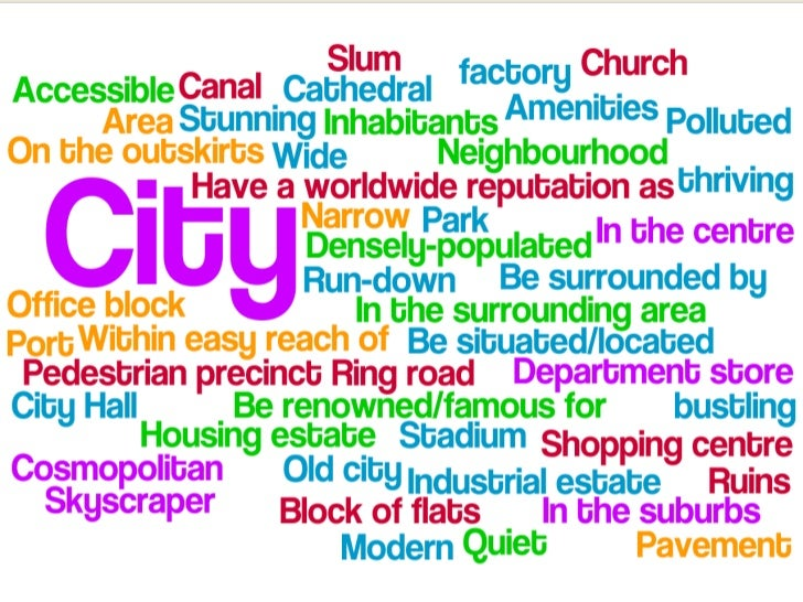 City wordle