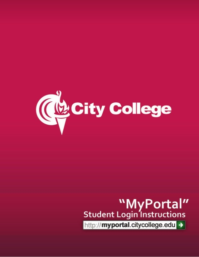 City college Student Portal
