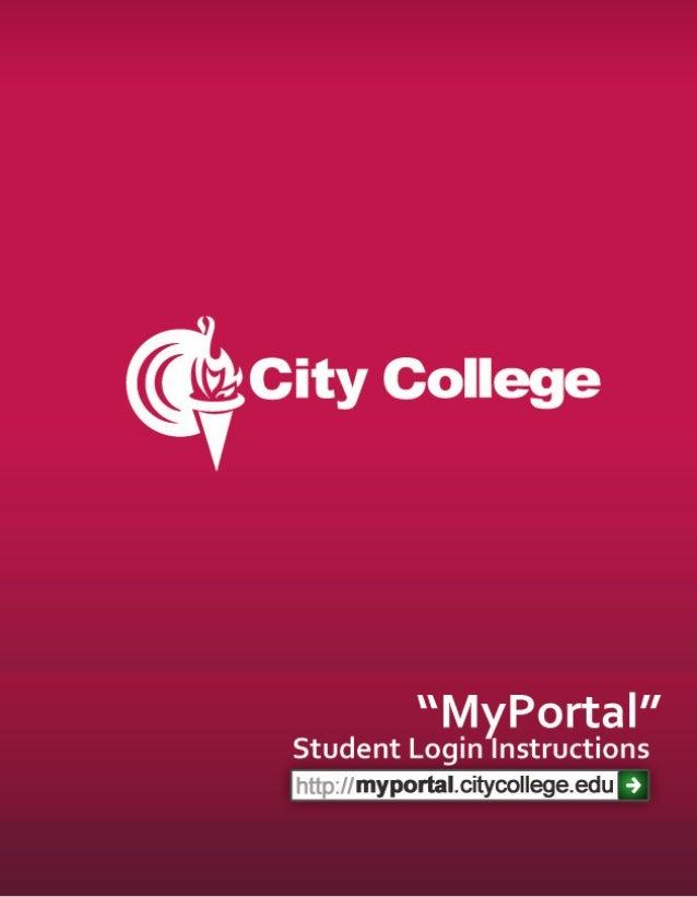 City college Student Portal
